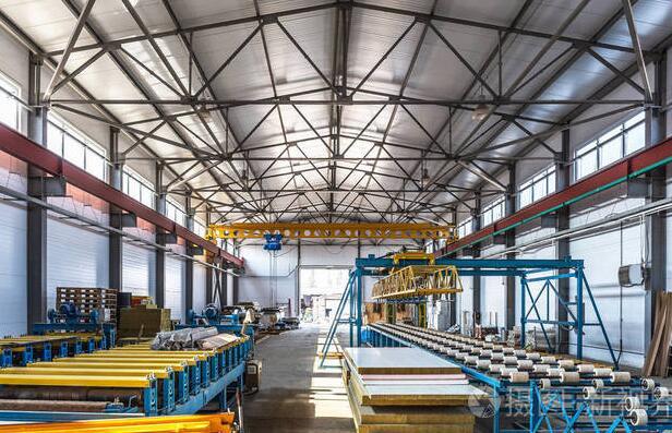 工厂龙门案例