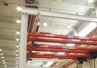 柔性悬挂单梁起重机厂家