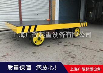 厂家直销电缆卷筒电动平车  车间轨道式电动平车