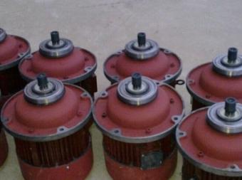 上海起重机电机 电动葫芦专用电机  锥形电机 厂家