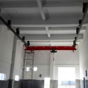 厂家加工定制LX单梁悬挂起重机 销售优质电动单梁起重机