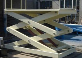 升降机 升降货梯 导轨升降机 货物电梯