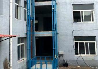 专业生产固定剪叉式液压升降货梯