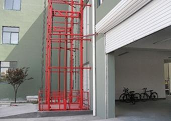 厂房仓库简易货梯厂家 液压货梯  固定升降货梯