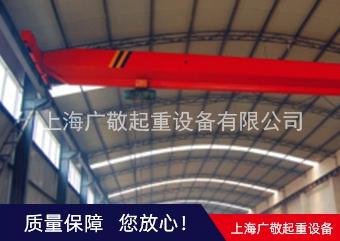 起重机加工定做 3吨单梁起重机 5吨10吨电动单梁起重机