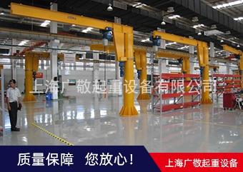 上海悬臂吊起重机  移动悬臂吊厂家