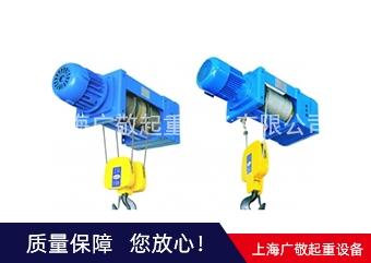 上海电动葫芦厂家直销 量大从优 价格优惠